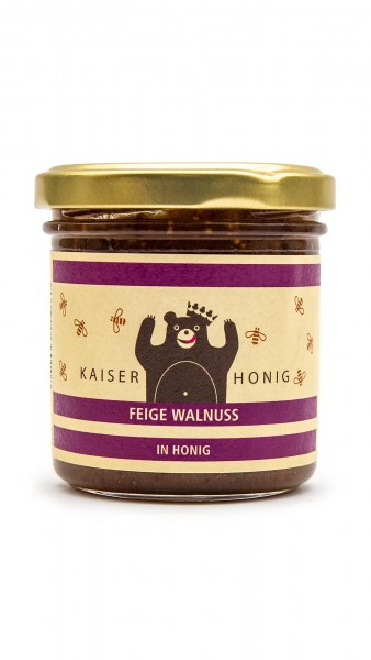 Feige Walnuss Honig