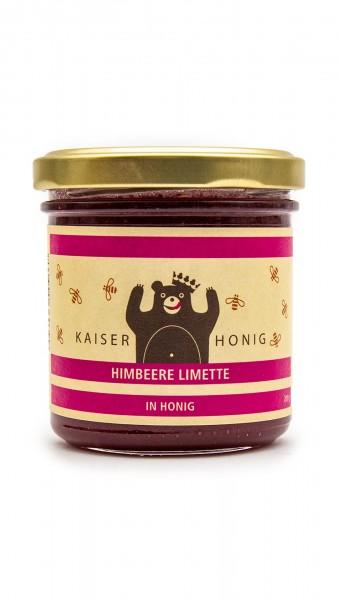 Himbeere Limette Honig