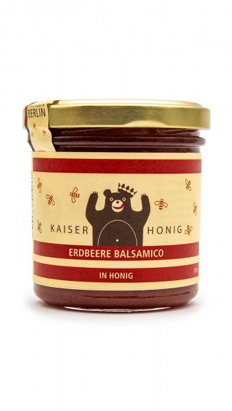 Erdbeere Balsamico Honig