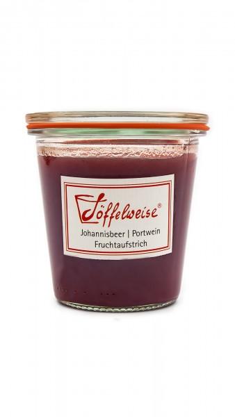 Johannisbeer | Portwein Fruchtaufstrich