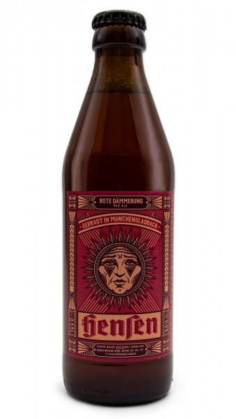 Rote Dämmerung Red Ale Bier