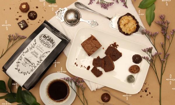 Geschenkbox Kaffeeklatsch